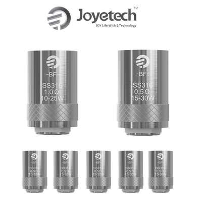 Joyetech Cubis/Ego AIO Replacement Coils (5pack)
