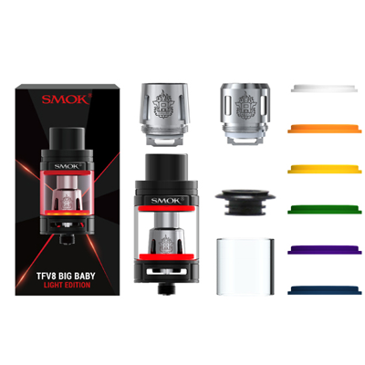 TFV8 Big Baby LIGHT EDITION Tank by Smok