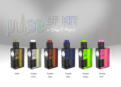 Pulse BF Squonk Kit by Vandy Vapes