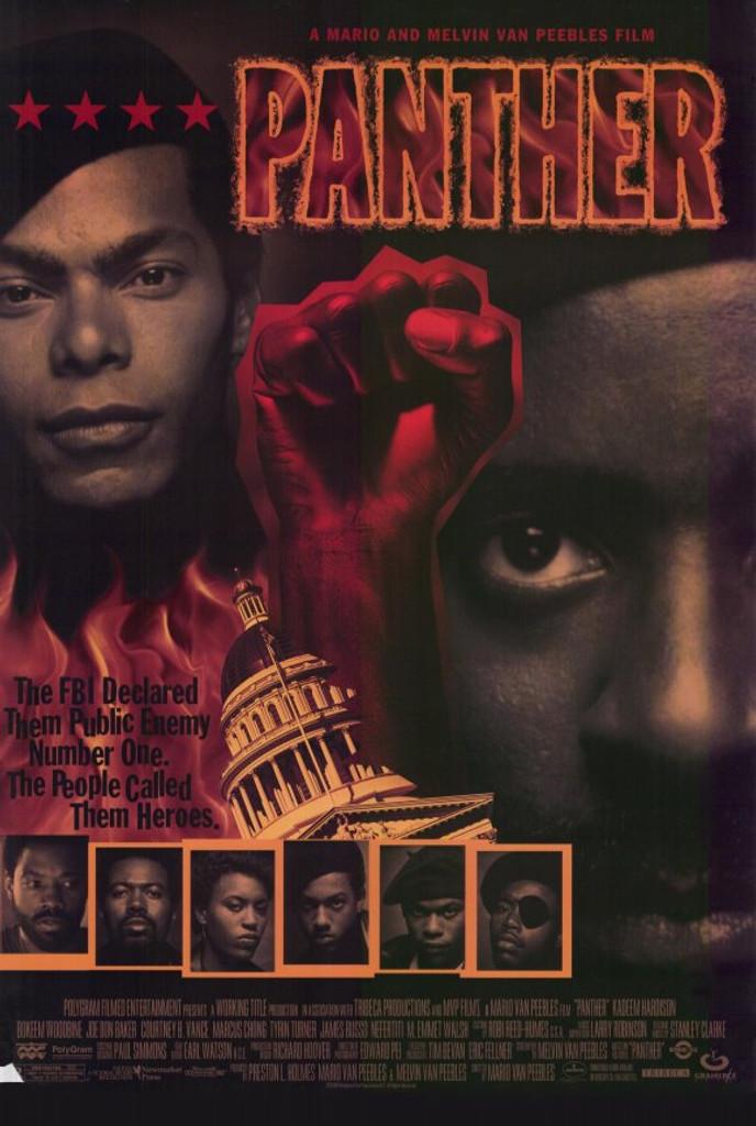 PANTHER DVD Kadeem Hardison, Marcus Chong