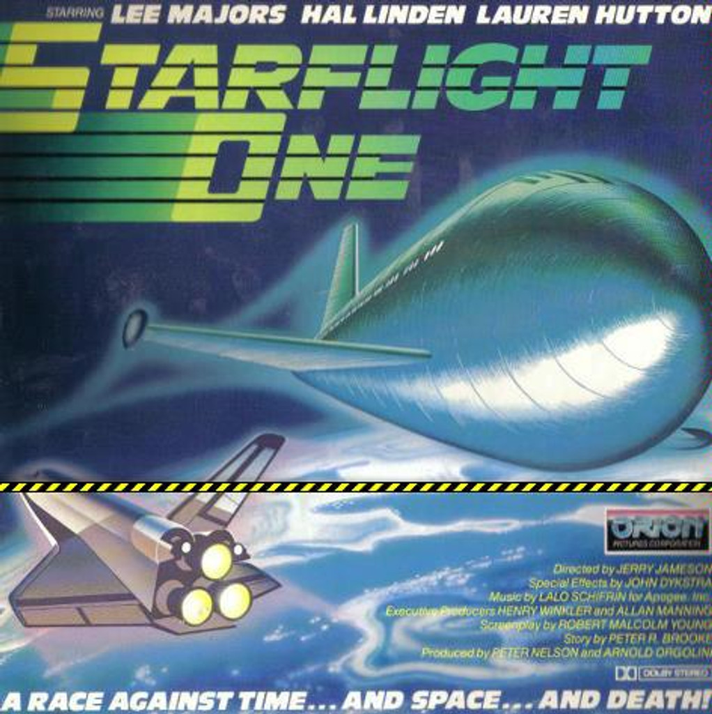 Starflight: The Plane That Couldn't Land DVD