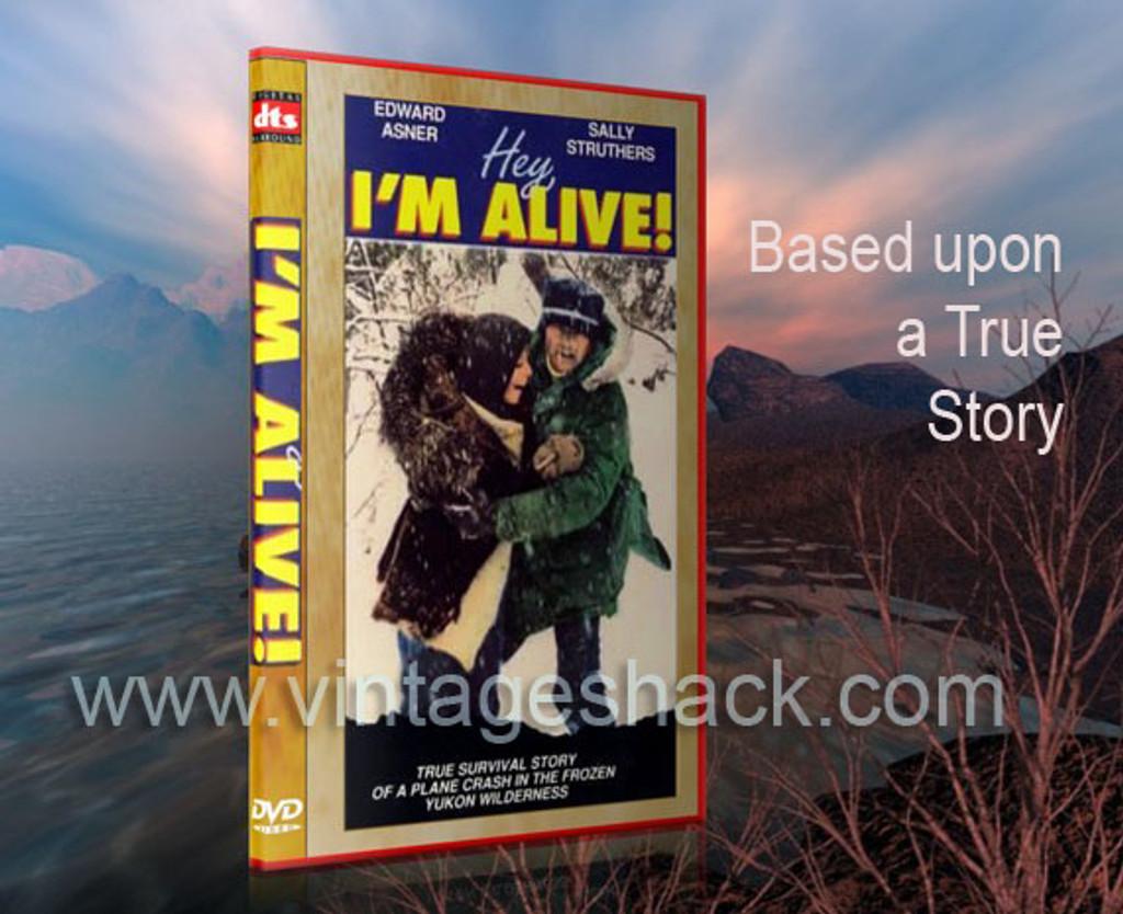 Hey, I'm Alive DVD