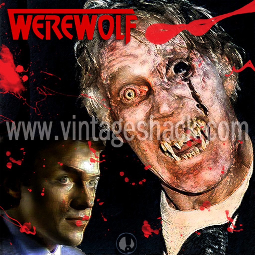 Werewolf TV series Complete on DVD