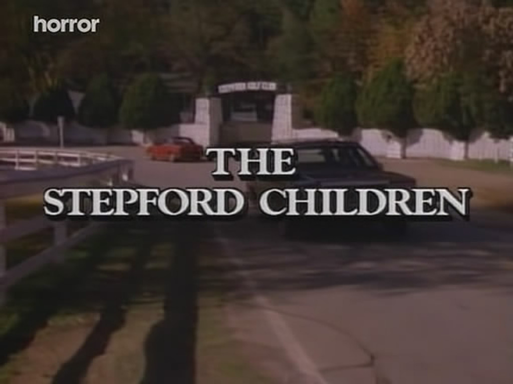 The Stepford Children DVD 1987