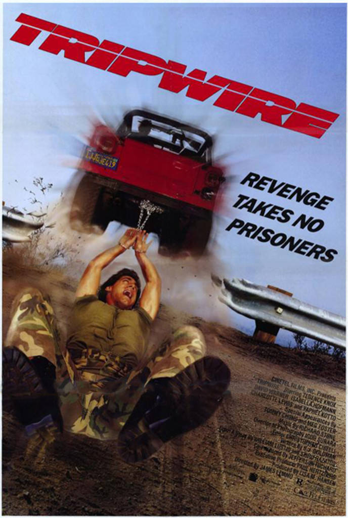 tripwire movie on DVD