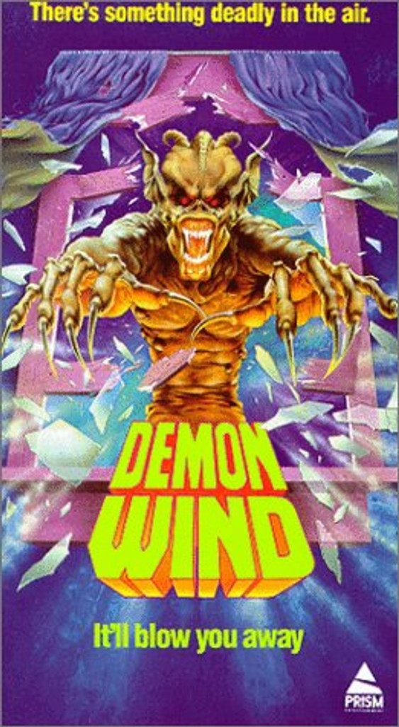 """Demon Wind DVD if you like the classic horror """"The Evil Dead"""" you're sure to like this one!"""