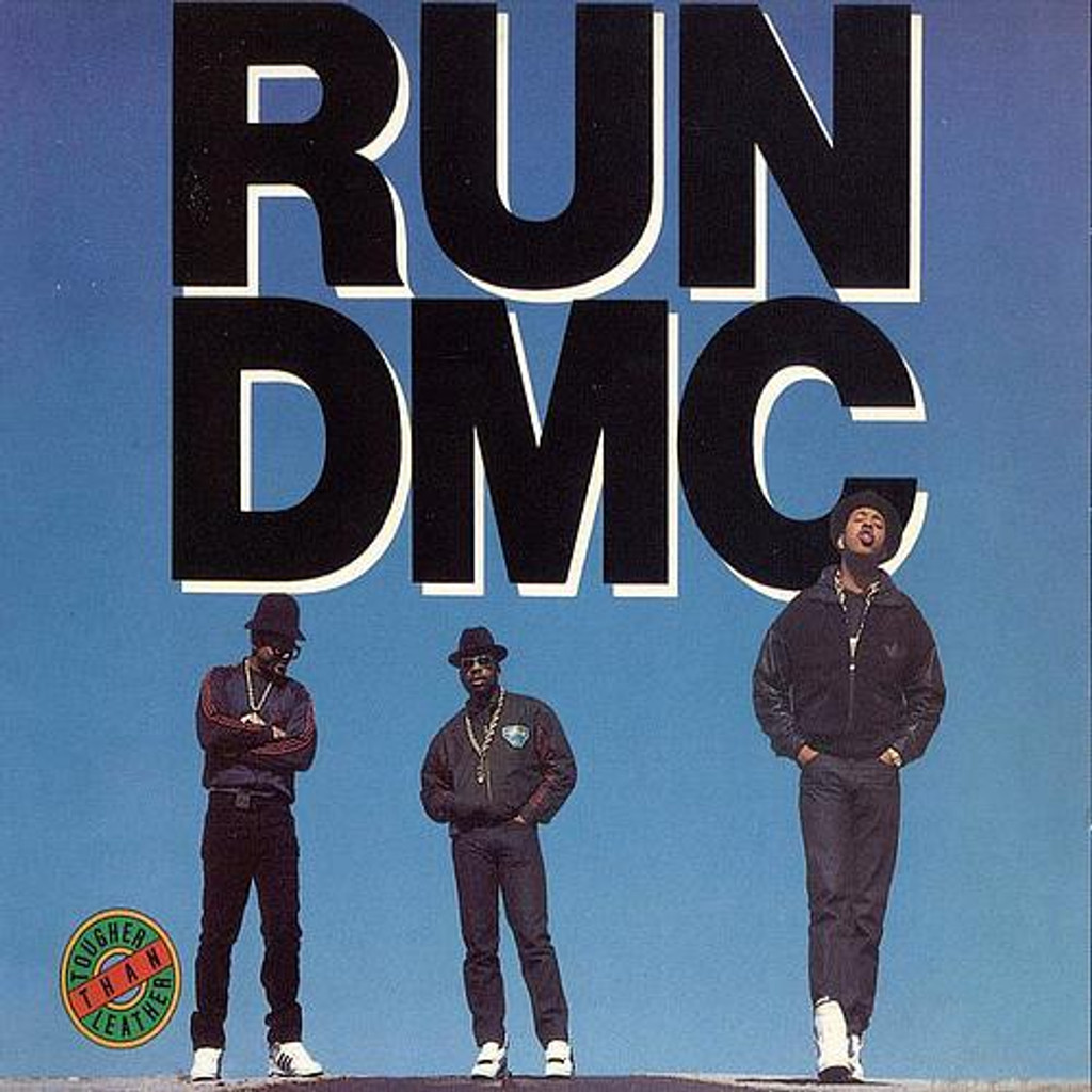 tougher than leather dvd RUN DMC 1988