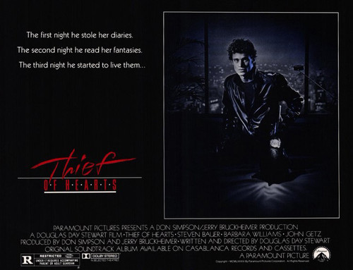 Thief of hearts DVD uncut version