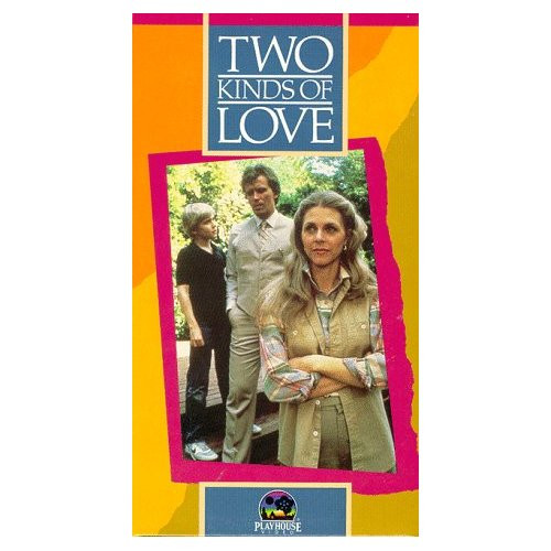 Two kinds of love DVD Ricky Schroeder
