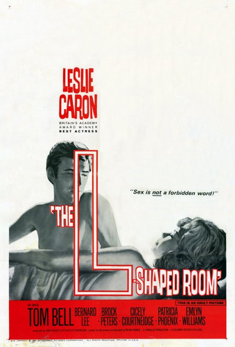 The L-Shaped room DVD