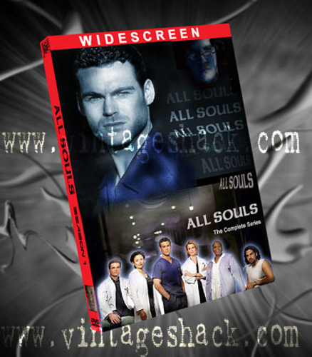 Buy All Souls TV series DVD 2001