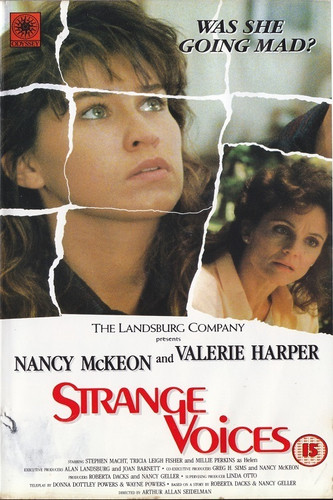 Strange voices 1987 tv movie on DVD