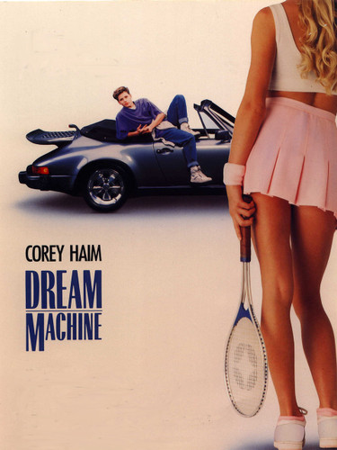 Corey Haim stars in this rare comedy thriller from the early 90s!