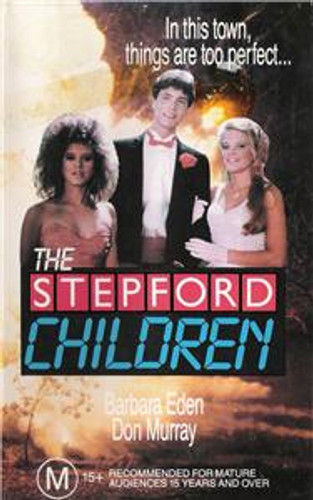 The Stepford Children DVD