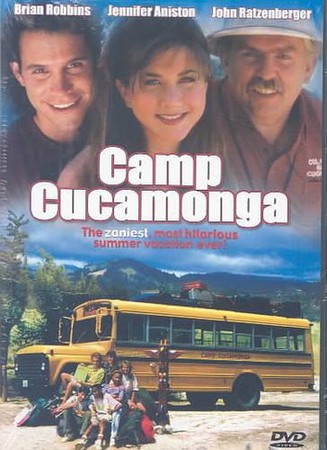"""Remember """"Camp Cucamonga""""?! This was an All star cast of teens from your fave top TV shows of the time; see them all in this crazy camp comedy!"""