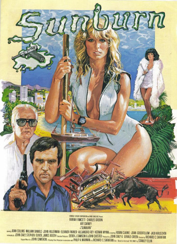 Rare Farrah Fawcett movie and not released on DVD