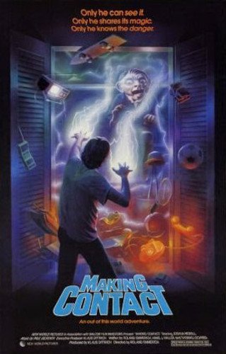 making contact movie 1985 DVD