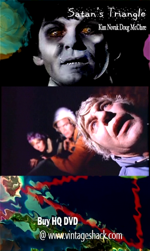 """Cult Classic and """"Creepy"""" TV movie from the 70s starring Kim Novak, & Doug McClure"""