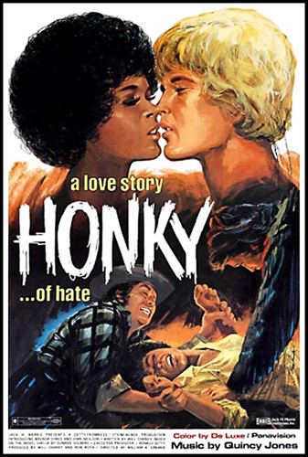 """Honky"" Buy This ""Super-Rare"" Blax-ploitation movie on DVD from 1971"