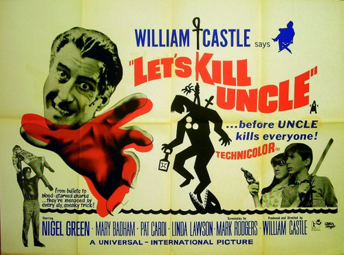 "William Castle's: ""Let's Kill uncle"" on DVD"