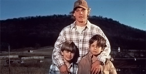 "Rare 1990 TV Movie ""A Son's promise"" on DVD starring Ricky Schroeder"