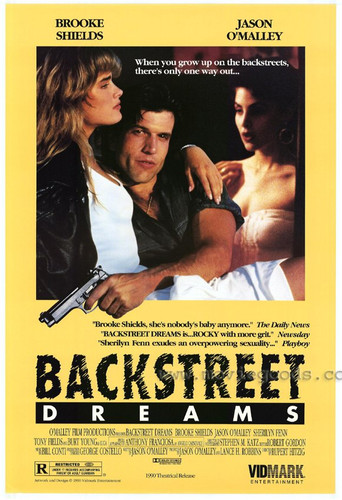 backstreet dreams 1990 DVD
