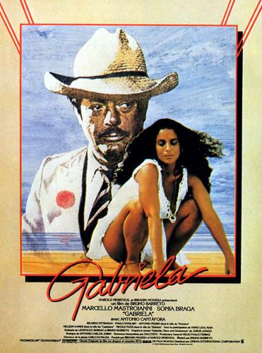 Gabriela DVD Sonia Braga,