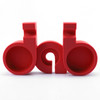 NoGoo Silicone Dab Station - Red