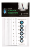 Integra Boost - 10% to 60% Humidity Indicator (10/bag)