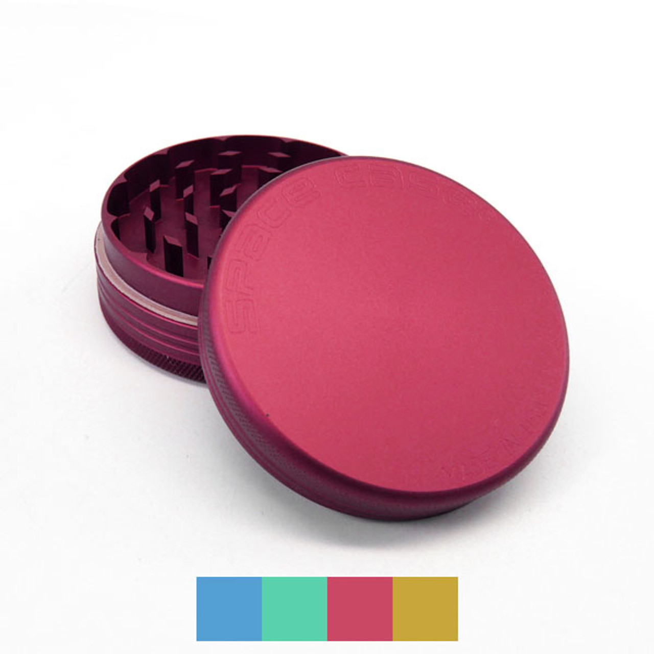 Space Case 2 Piece Matte Grinder