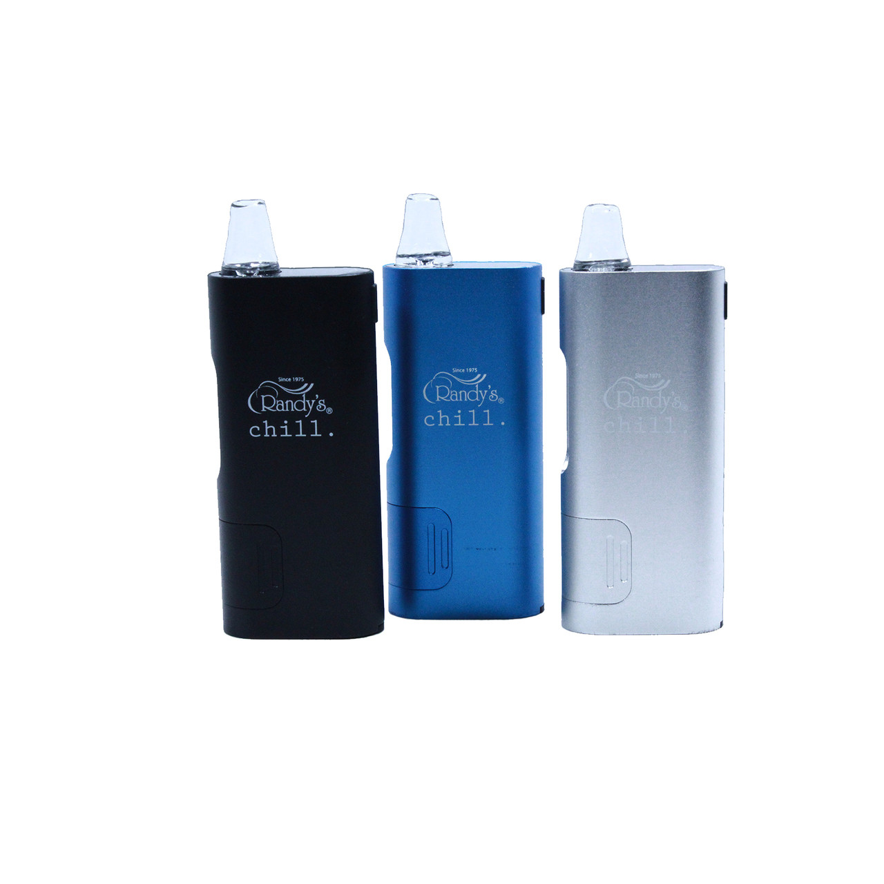 Randy's Chill Vaporizer Colors