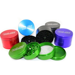 Santa Cruz Shredder 4 Piece Grinder  (Multiple Colors & Sizes)