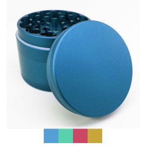 Space Case 4 Piece Matte Grinder