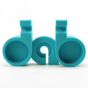 NoGoo Silicone Dab Station - Blue