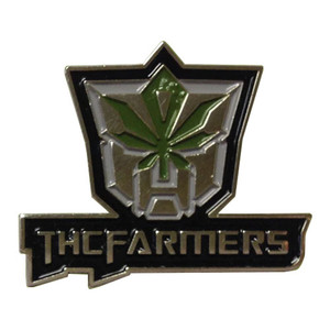 Herbivore Hat Pins - THC Farmers