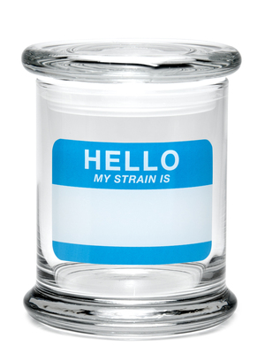 420 Science LG Pop Top Jar - Hello Write & Erase