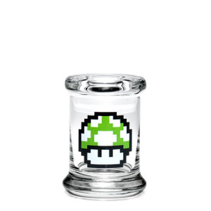 420 Science XS Pop-Top Jar - 1-Up Mushroom