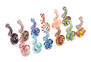 Imported Glass Mini Bubbler