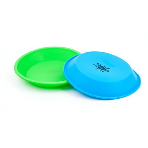 "NoGoo 8"" Silicone Round Plate"