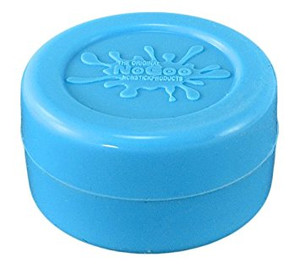 NoGoo 10ml Silicone Jar - Blue