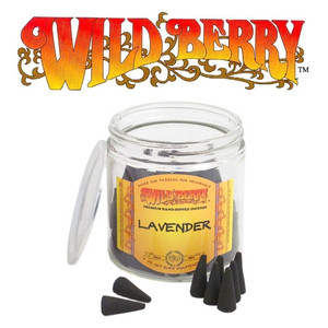 Wild Berry® Incense Cones - 100/bag
