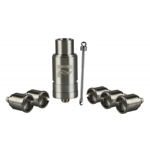 Pulsar® Hell Fire Atomizer & 5pc Coil Kit -