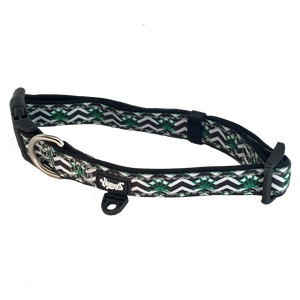 Errly Bird Heady Pet Collar - Chevron