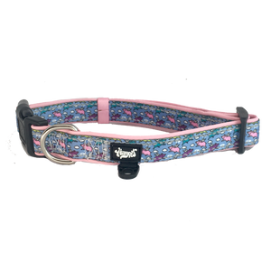 Errly Bird Heady Pet Collar - Flying Pigs