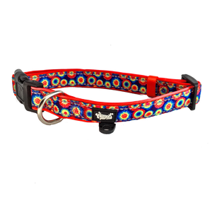 Errly Bird Heady Pet Collar - Tie Dye