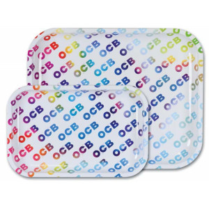 OCB - Metal Tray - Rainbow