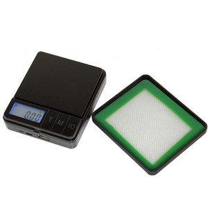 AWS PowerBank Digital Scale & USB Charger (1000g x 0.1g) w/ Silicone Mat