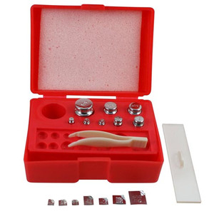 AWS Calibration Weight Kit 14pc