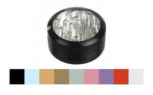 Sharpstone® 2 Piece Clear Top Grinder