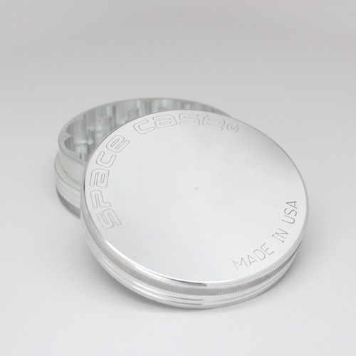 Space Case Large 2 Piece Aluminum Grinder